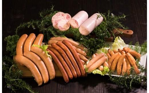 10-16 ひと味違う六種の本格派ウインナーを大盛り2.1kg