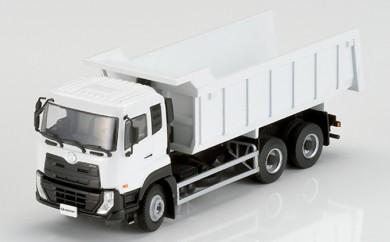 [№5687-0173]Quester スケールモデル(1/50スケール:ダンプカー)