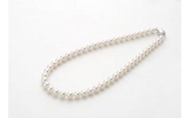 花珠あこや真珠8-8.5ミリ珠ネックレス