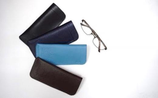 彩鞄メガネケース【武州和牛と彩鞄のコラボ商品】[0010-0201]