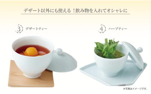 ZB01 【波佐見焼】お茶目碗 金銀3個ずつ 計6個セット【重山陶器】-4