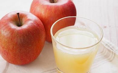 完熟 果汁100% 手造り りんごジュース
