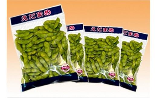 084 じろべの枝豆1.5kg