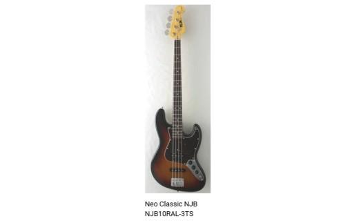 ベース Neo Classic NJB NJB10RAL-3TS