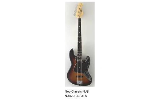 ベース Neo Classic NJB NJB20RAL-3TS