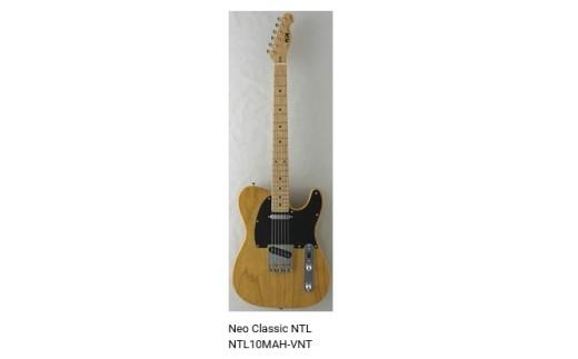 ギター Neo Classic NTL NTL10MAH-VNT