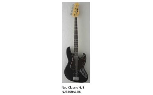 ベース Neo Classic NJB NJB10RAL-BK