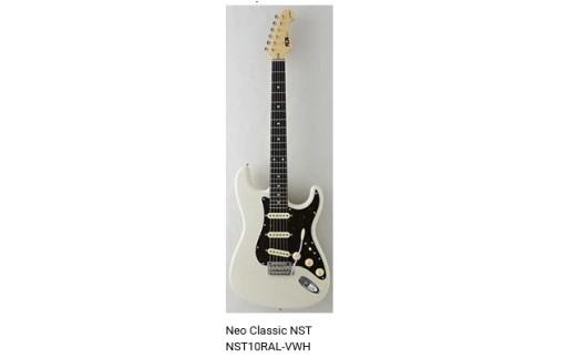 ギター Neo Classic NST NST10RAL-VWH