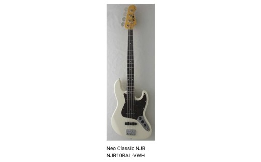 ベース Neo Classic NJB NJB10RAL-VWH