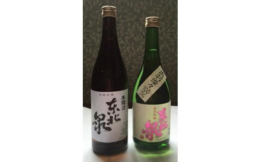 031 東北泉 純米吟醸・本醸造セット