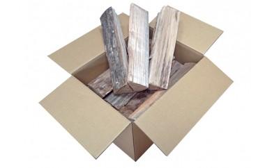広葉樹薪 長さ36㎝ 13㎏前後 容量約30L