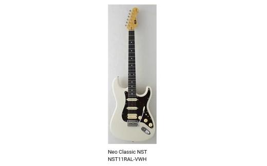 ギター Neo Classic NST NST11RAL-VWH