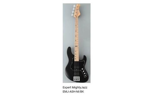 ベース Expert MightyJazz EMJ-ASH-M/BK