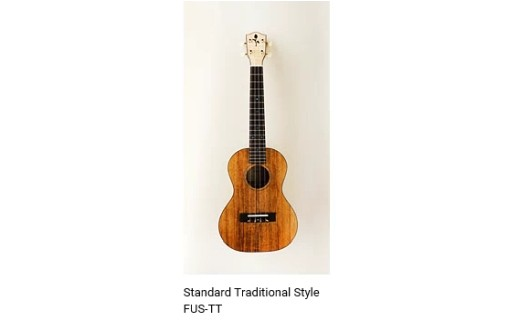 ウクレレ Standard Traditionel Style FUS-TT