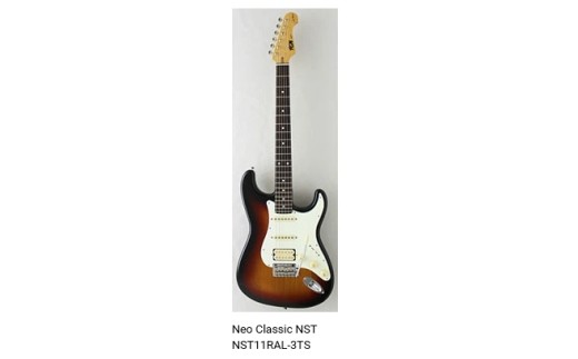 ギター Neo Classic NST NST11RAL-3TS