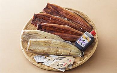 [№5786-2121]浜名湖鰻蒲焼&白焼セット