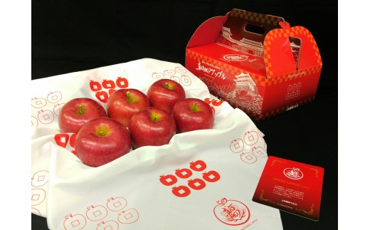 910-021真田REDアップル ふじ ~信之~