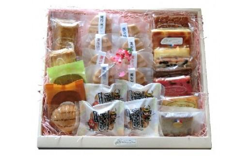 [№5653-0141]●のおがた●焼き菓子詰め合せ