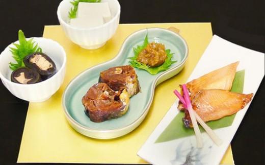【A3022】おぢや手作りの味 惣菜セット