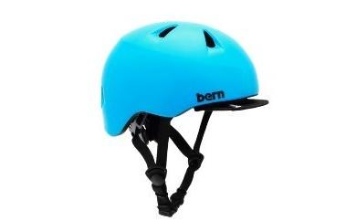 (XXS 1歳~2歳)BERNのベビー用ヘルメット BABY BLUE