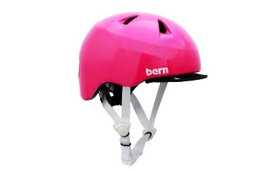 (XXS 1歳~2歳)BERNのベビー用ヘルメット BABY PINK