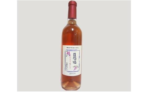 No.017 ハニールビーのワイン2014 720ml×1本