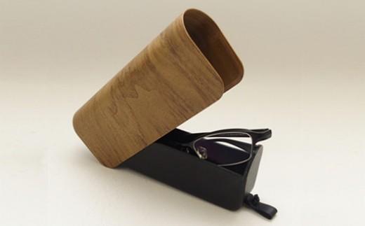 曲げ木眼鏡ケース
