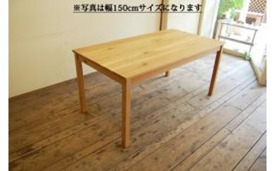 【当社No.1ヒット&超ロングセラー】No.1ダイニングテーブル 180 オーク