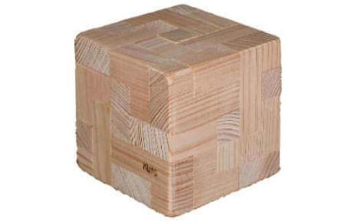 【C60】木製立体パズル クイーンズキャッスル