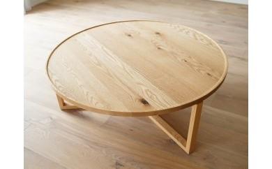 SPAGO Circle Table 098 oak