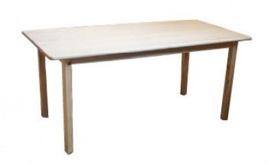 なごみヒノキダイニングテーブル180×90 高さ72センチ