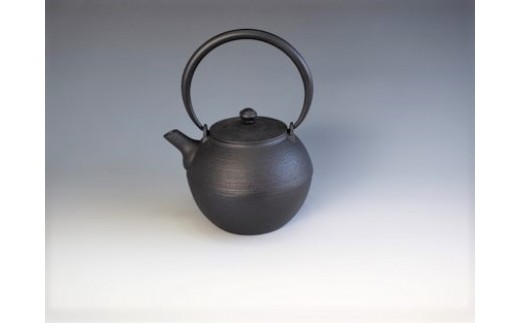 FY18-552 鉄瓶 ヒキメ