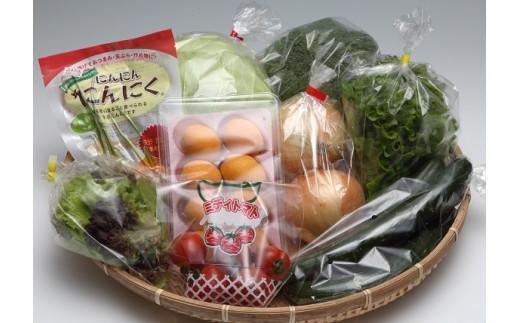 【A-069】道の駅松浦海のふるさと館『旬のお野菜』の大満足セット!