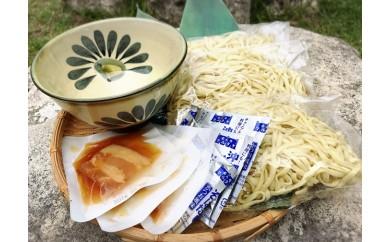 沖縄そば ゆで麺3食セット&そばマカイ(小)