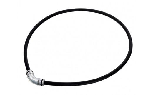 コラントッテ ネックレス クレストR(ブラック)Mサイズ47cm