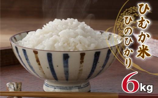N-1 ひむか米ひのひかり6kg