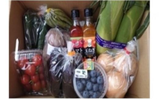 A-06 上里町産 季節の彩り野菜詰め合わせ