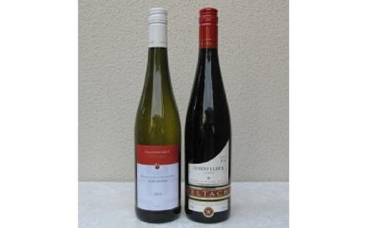 厳選品ドイツワイン2本セット