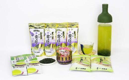 MK-4002_都城茶1kgバラエティセット(茶缶付)