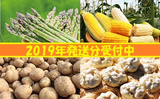 31-E-1 【◆2019年発送分◆】まっかり四季の恵みセット(年4回お届け)