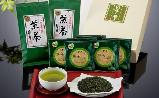 【B-008】上級茶・煎茶ティーバッグ詰合せ