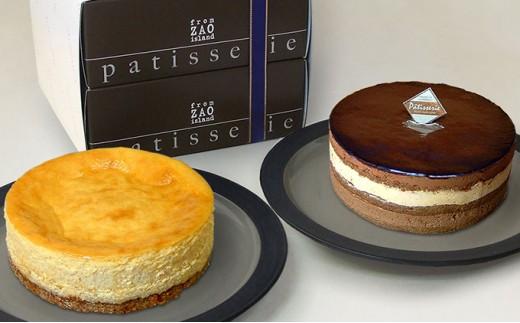 [№5564-0006]NYチーズケーキと魅惑のオペラセット