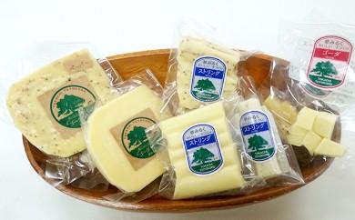 [№5891-0316] 【2月発送】北海道十勝豊頃町チーズ工房夢みるく 手作りチーズセット※クレジット限定