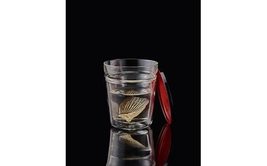 BD62_HARIO ガラスのヒレ酒カップ1合用 GHK-180