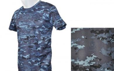 海上自衛隊デジタル迷彩ドライタイプTシャツ