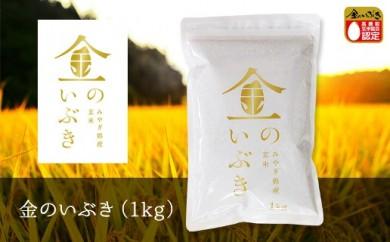 金のいぶき 高機能玄米協会認定 高性能玄米《1kg》