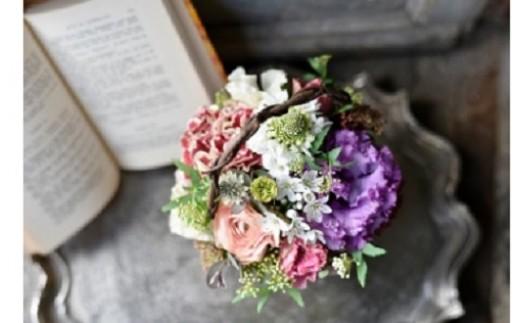 ~flower arrangement~季節感じるフラワーアレンジメント