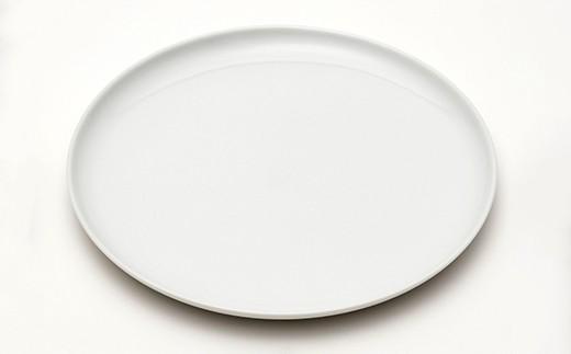 LR/013  Plate 250 White