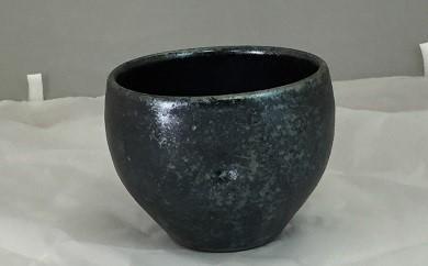 【青ノ木窯】鉄釉フリーカップ