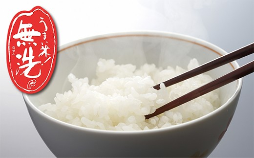 D15-05 磨き上げた高品質の無洗米!手間いらずの「福岡県産夢つくし」10kg